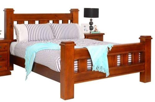 Woodstock Queen Bed Main