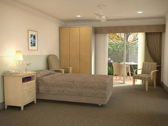 Innovation is alive and well in aged care interior design
