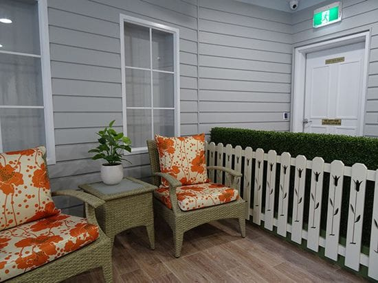 Inviting the outdoors in - in Aged Care Residential Living