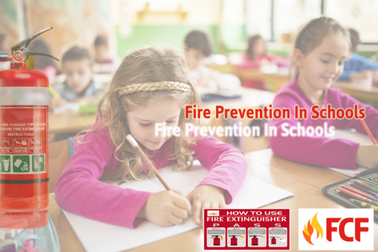 Importance Of Fire Prevention In Schools
