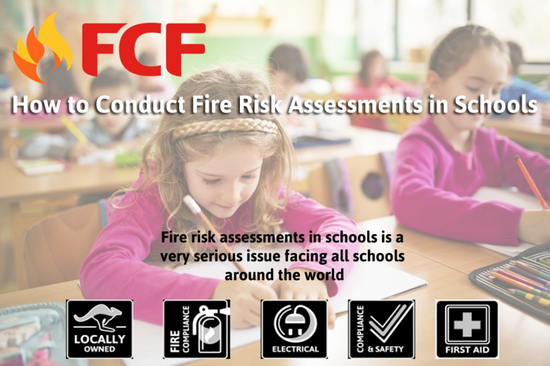 How to Conduct Fire Risk Assessments in Schools
