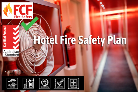 Importance of Hotel Fire Safety Plan