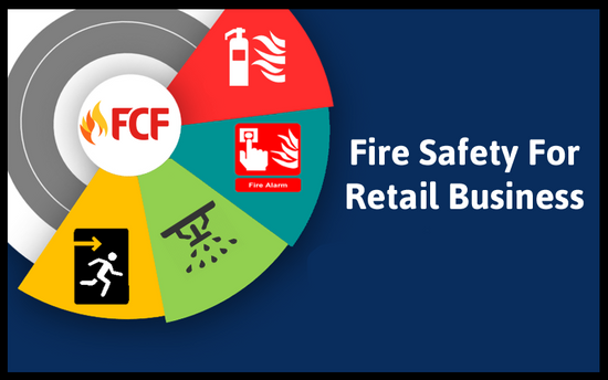 Retail Business Fire Safety Equipment