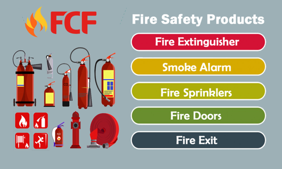 Maintain all Fire Safety Products Appropriately