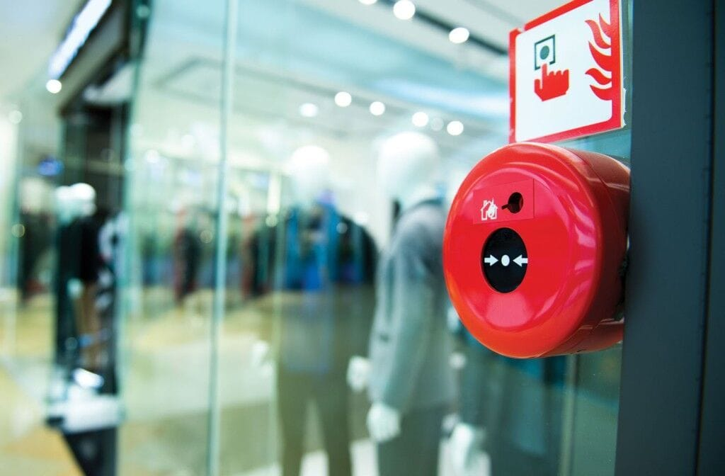 Small business fire safety services