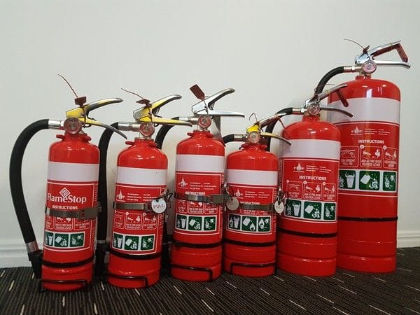 FCF Fire Extinguishers