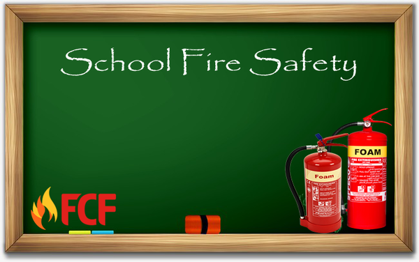 Child Care Fire Fighting Equipment