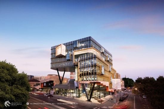 Gosford university campus now up to State Government