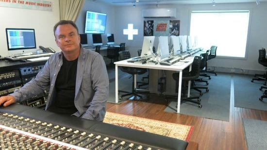 The Grove Studios sets up music academy