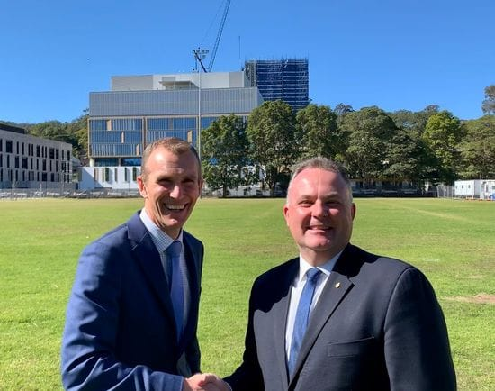 Final plans unveiled for Gosford Leagues Club Field