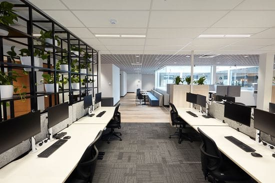 Council takes space at Nexus