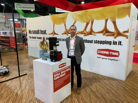 Chamberlain to lift output following Atlanta USA Expo