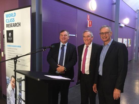 UON opens refurbished Food Science Laboratory