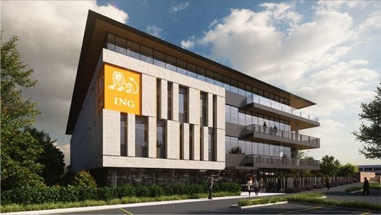 Gibbens awards contract for $26m ING call centre building