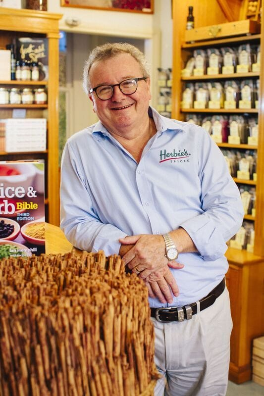 Local spice merchant to present online at The Oxford