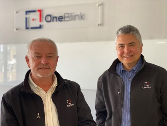 OneBlink aims high with Global Landing Pad