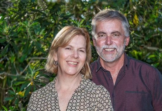 Colin and Lisette Marchant - Costata Landscape Design