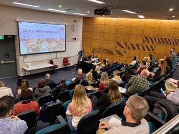 Food conference discusses next generation nutrition and agribusiness