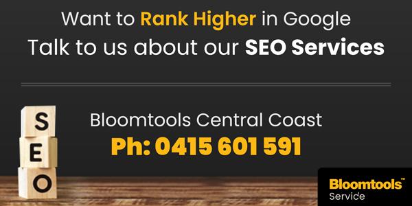 Bloomtools Websites Central Coast
