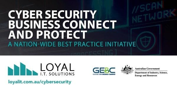 Cyber Security Business Connect and Protect