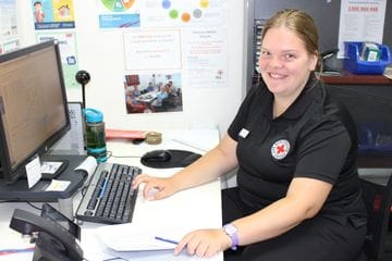 School Based Traineeships sucessfully completed at Australian Red Cross