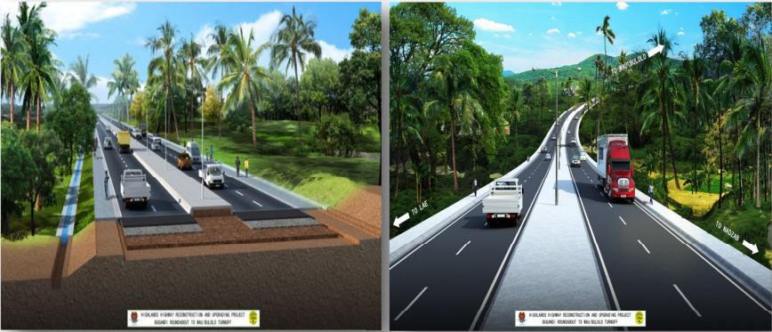 Super Highway, Papua New Guinea | Global Pacific | International Project Management