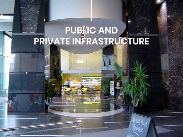 Public and Private Infrastructure | Global Pacific | Construction Projects Australia