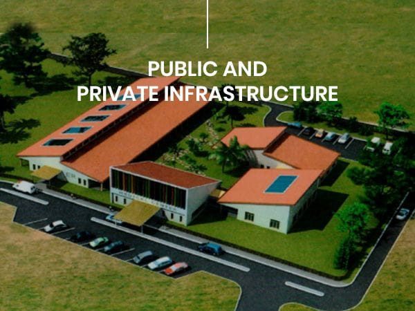 Public and Private Infrastructure | Global Pacific | Construction Project Management Australia