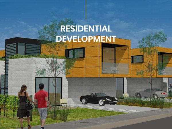 Residential Development | Global Pacific | Construction Projects Australia