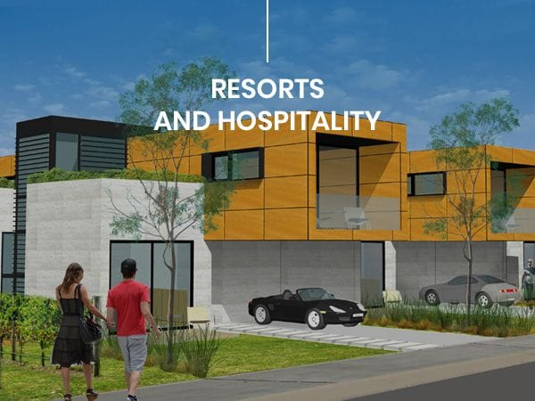 Resorts and Hospitality | Global Pacific | Construction Project Management Australia