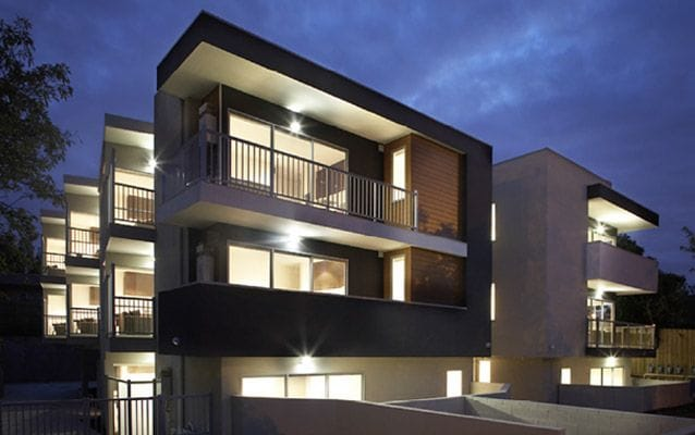 Bennetts Wood Terrace | Global Pacific | Construction Projects Australia