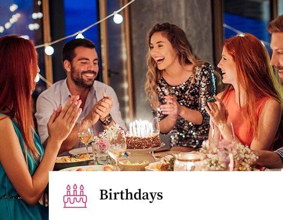 Birthdays, Celebrations