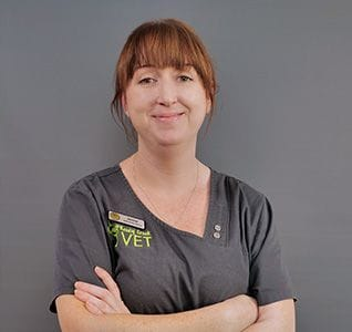 Janine Martin, Reception - Vet Nurse at Reedy Creek Vet