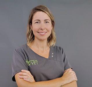 Kate Swenson, Reception Vet Nurse at Reedy Creek Vet