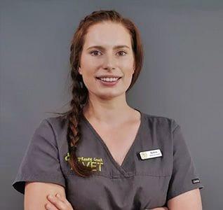 Nadine O'Brien, Vet Nurse at Reedy Creek Vet