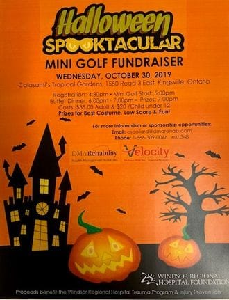 Halloween Spooktacular!!!