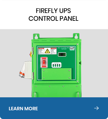 Firefly UPS Control Panel