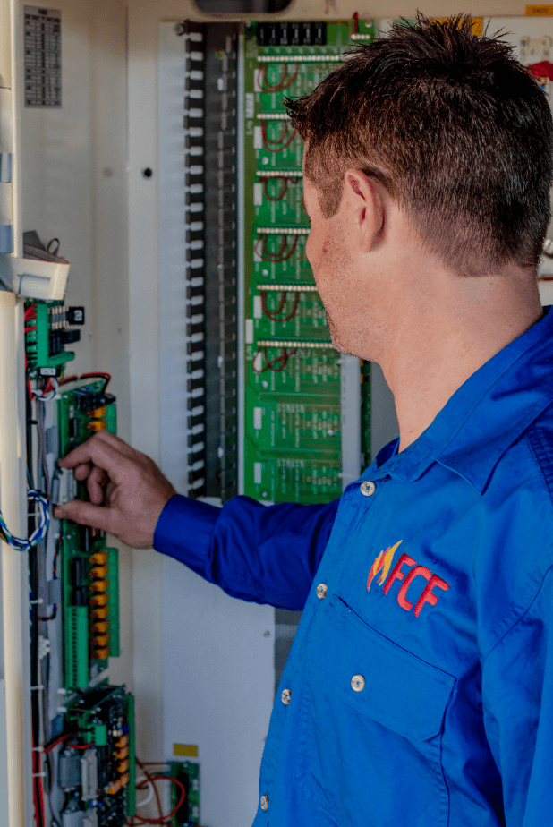 FCF Franchise   Process of becoming a franchisee   Fire, electrical, safety, compliance Australia