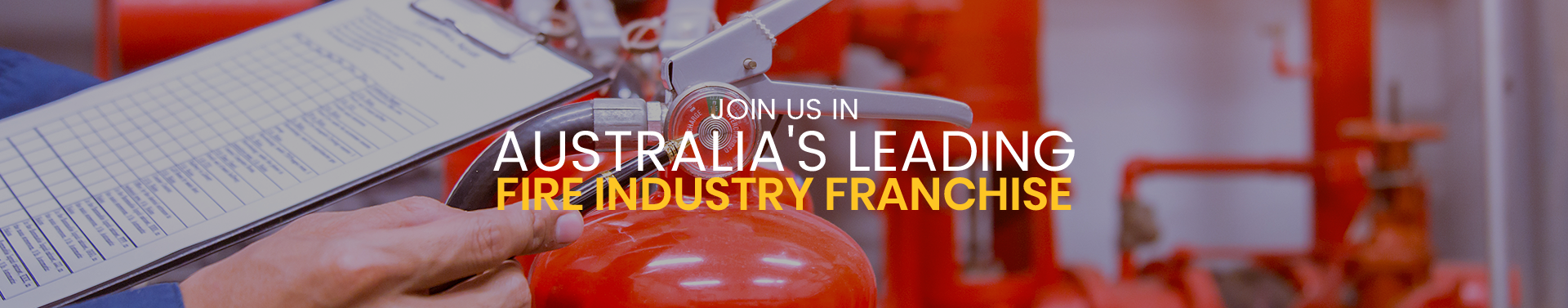 FCF Franchise | Australia's leading fire industry franchise