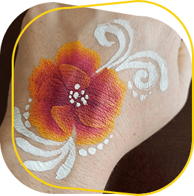 Airbrush Tattoos | Magical World Entertainment