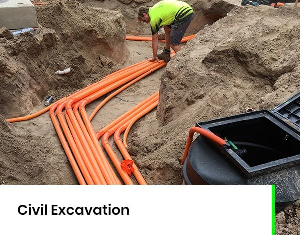 Civil Excavation