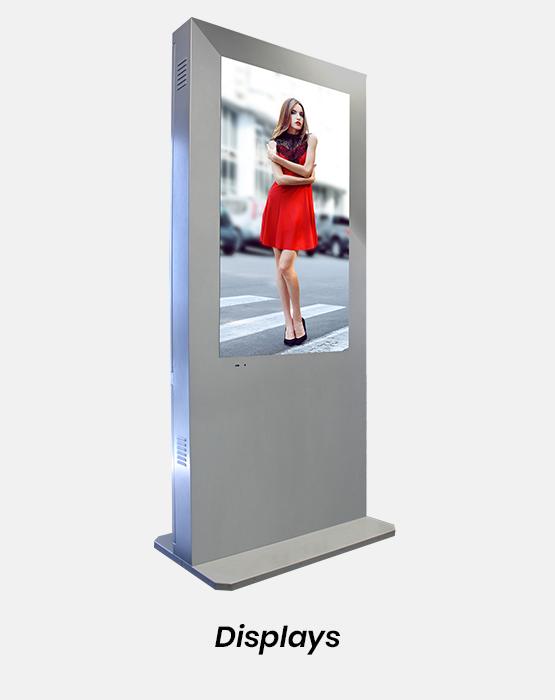 Vuno Hi-Brite Digital Signage