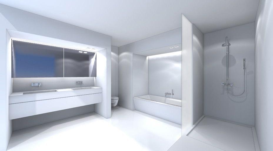 在澳大利亚,每年有数十万人翻新浴室