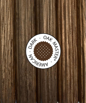 Oak Master American Oak Dark Toasted