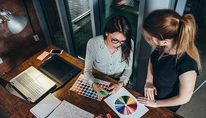 Design Services For All Your Print Marketing Material
