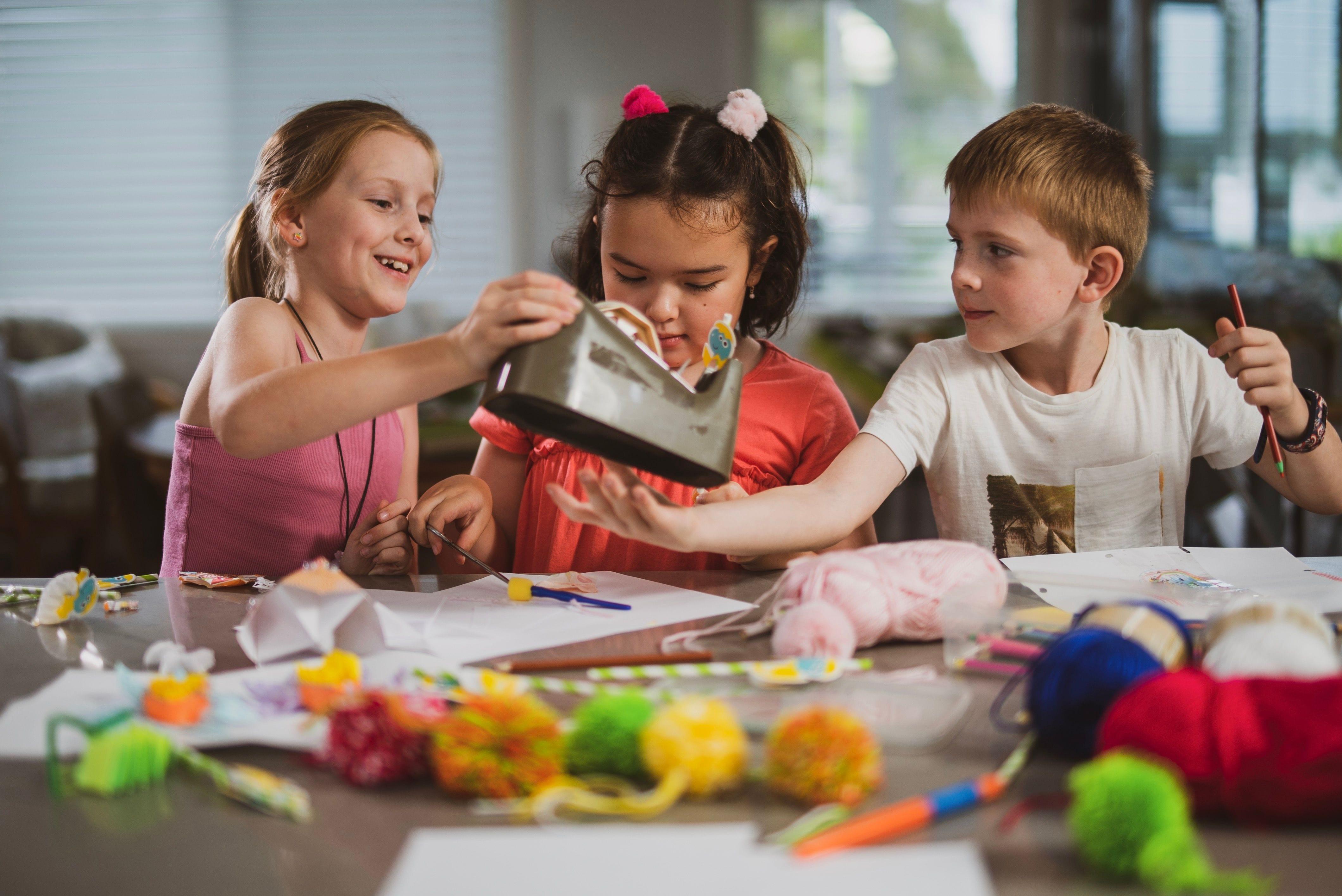 Craft and children's development