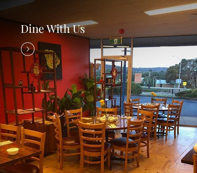 Rose Chinese Restaurant Anglesea Dine In Menu