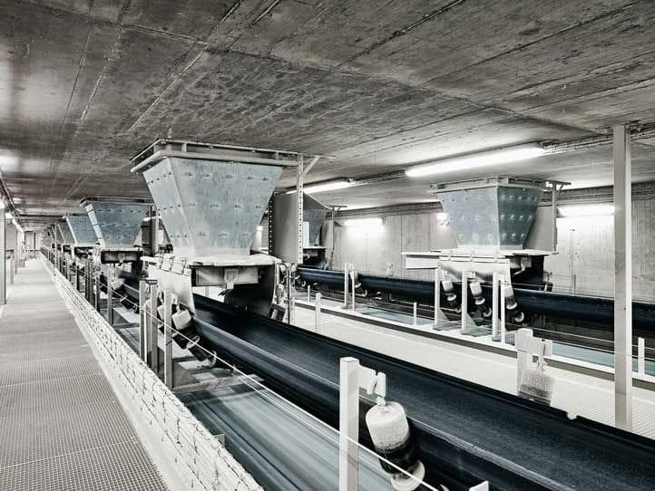 Alliance Conveyor | FH Underground Hard Rock
