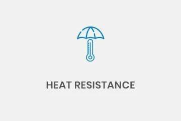 Heat resistance conveyors