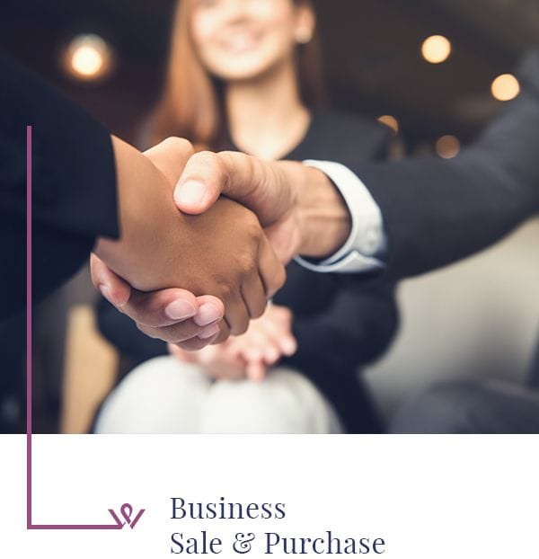 Business Sale & Purchase